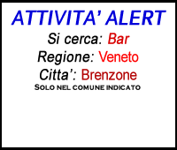 BAR BRENZONE